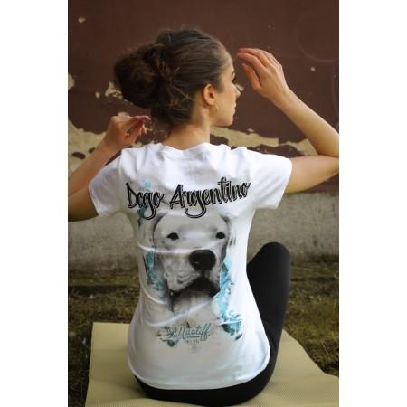 "Koszulka damska ""Dogo..."