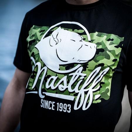 "Koszulka męska ""Camo Mastiff"""