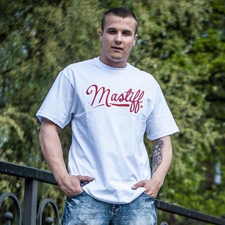 "Koszulka męska ""BASIC"" - biała"