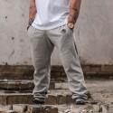 Spodnie dresowe - melanż