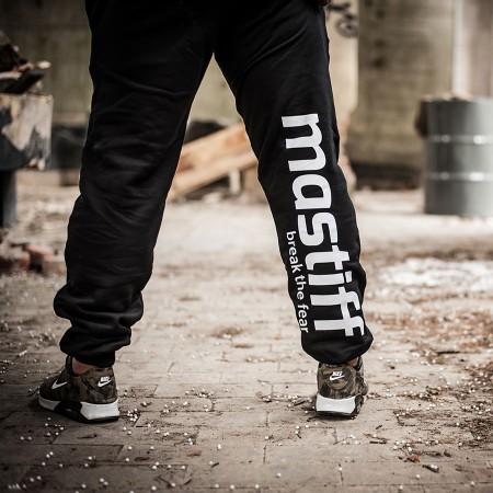 Spodnie dresowe - czarne